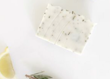 Lemon & Rosemary Soap Bar