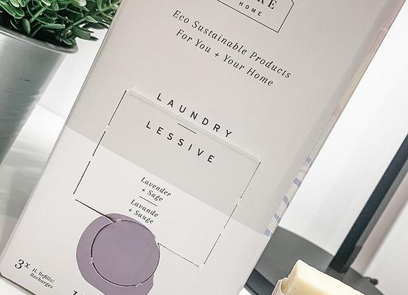 Laundry Bundle: detergent + stain stick