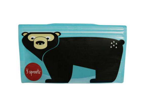 Bear Snack Bag