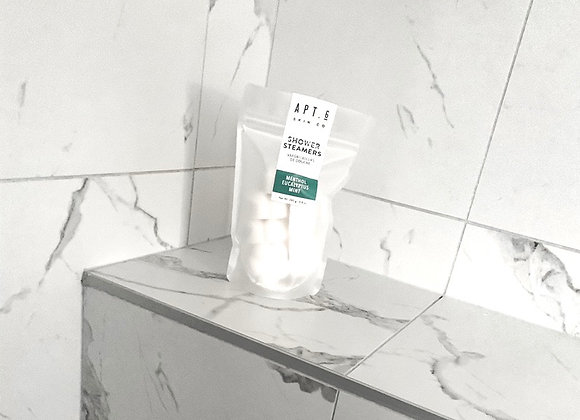 Shower Steamers : Eucalyptus Mint