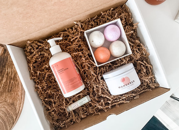 Valentines Day Box : The Relaxtion Bundle