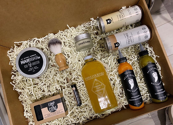 the MAN KIT : Products for Him