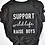 "Thumbnail: 'Support Wildlife, Raise Boys"" T-Shirt"