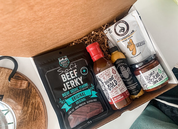 Summer BBQ kit