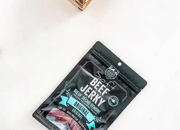 Soft Beef Jerky : Original