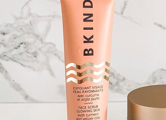 Tumeric Face Scrub : Glowing Skin
