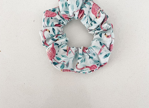 Cutie Quinnley's Scrunchies : Flamingo