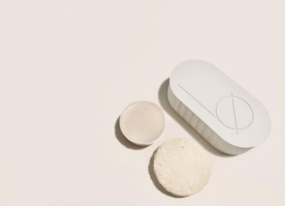 be YOU : Shampoo + Conditioner Bars
