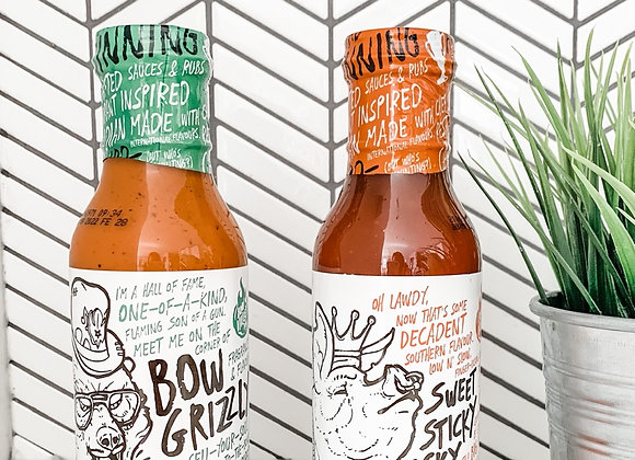 Our Fave BBQ Sauce