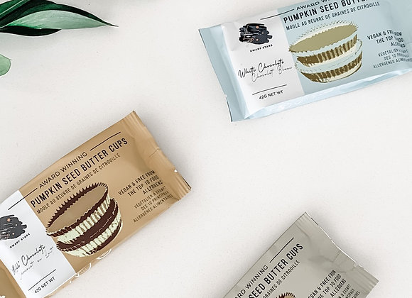 SAMPLER PACK: Better For You Chocolate Butter Cups