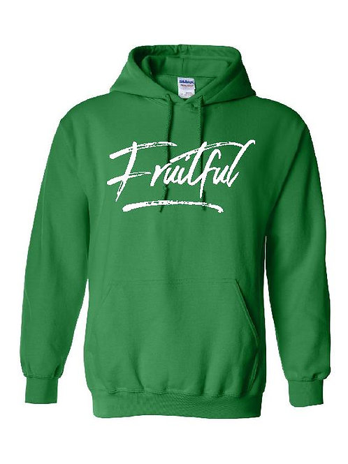 Green Fruitful Hoodie