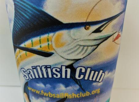 Sailfish Club Koozie