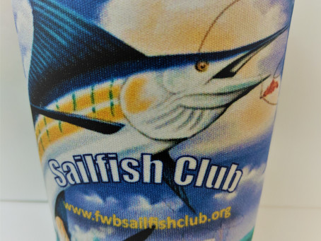 Sailfish Club Koozie