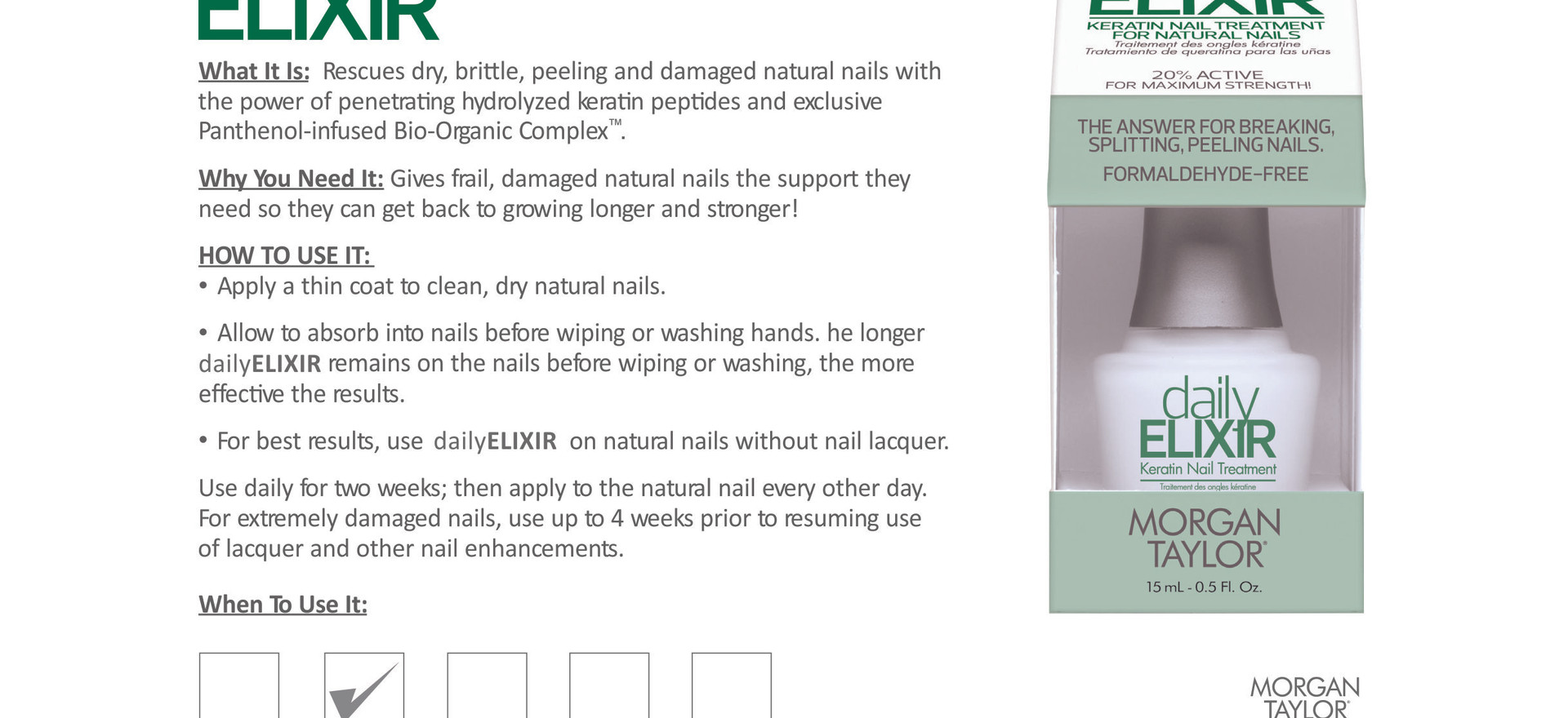 THE NATURAL NAIL MIRACLE IS HERE