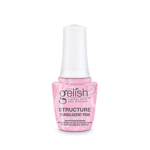 STRUCTURE Полупрозрачный розовый укрепляющий гель для ногтей