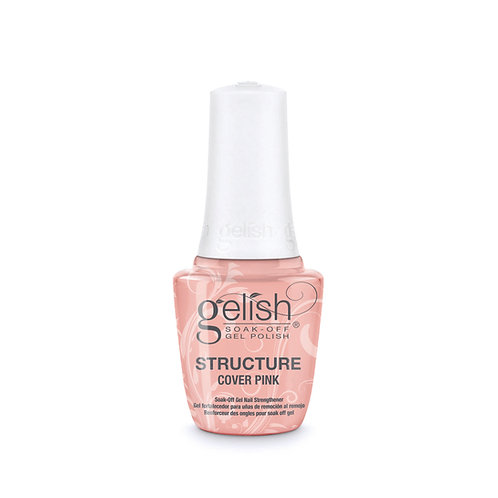 STRUCTURE COVER PINK Soak-Off Nail Strengthener