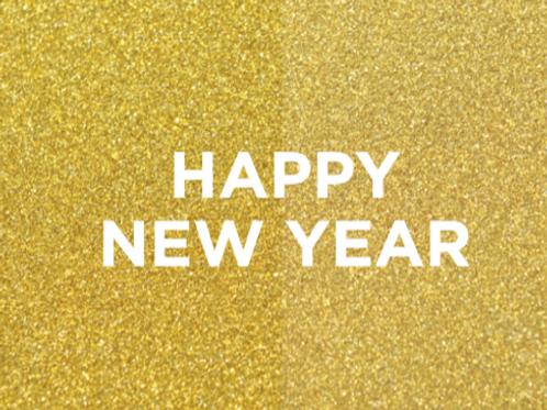 Happy New Year Theme