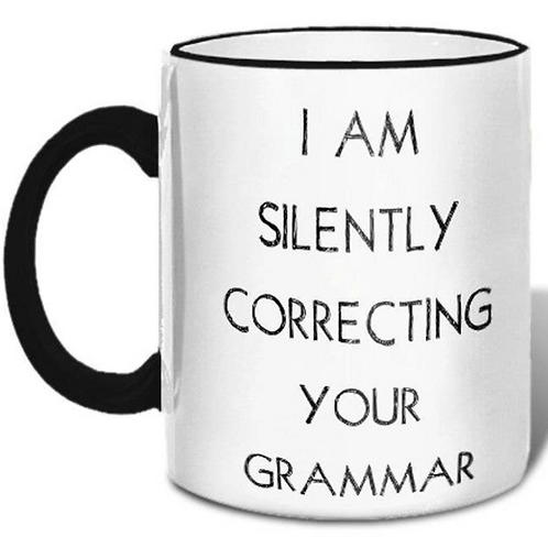 Silently Correcting Mug