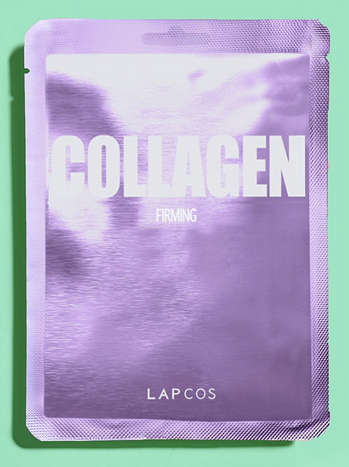 Lapcos Facial Mask Collagen