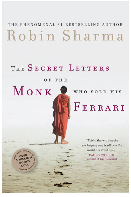 The Secret Letter of the Monk Who Sold His Farm