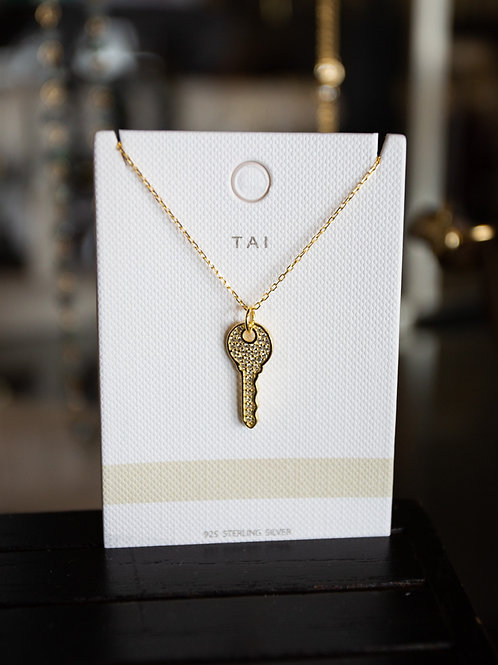 Tai Key Necklace