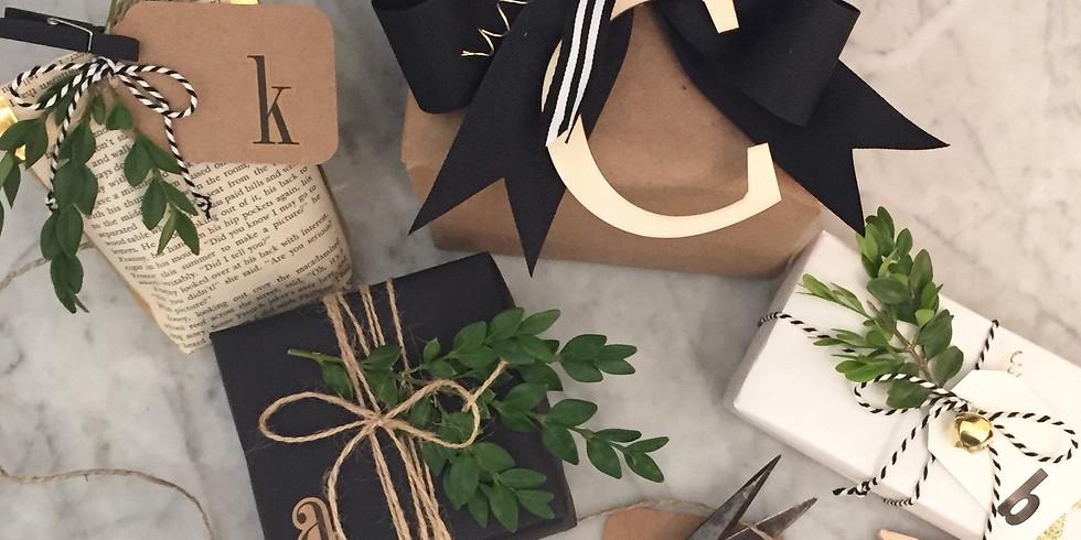 Gift Wrap, like a Pro