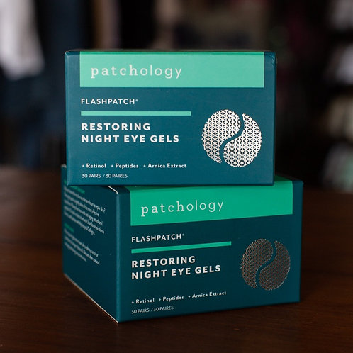 Patchology Restoring Night Eye Gels
