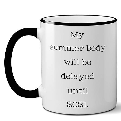 Summer Body Mug