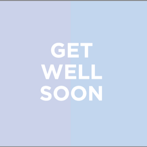 Get Well Soon Theme