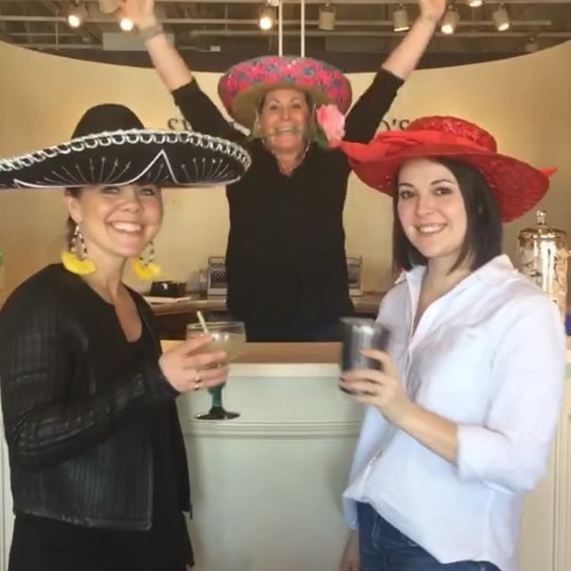 DERBY DE MAYO! Margarita or Mint Julep, Sombreo or Vineyard Vines_ Join us for a fiesta that include
