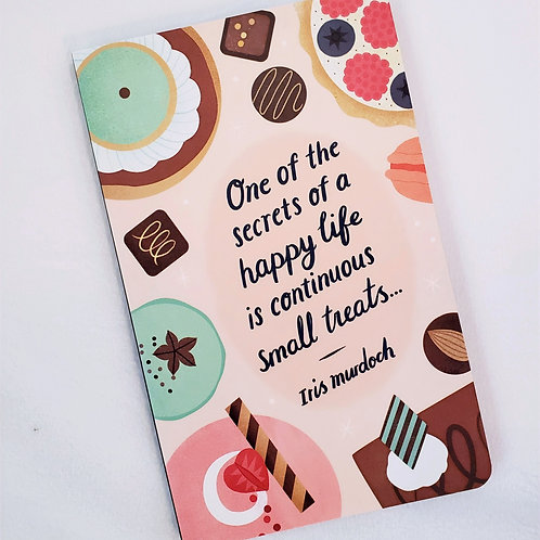 Secrets of a Happy Life Journal