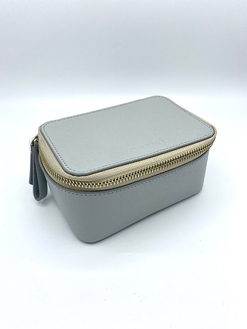 Jewelry Case Mini Grey