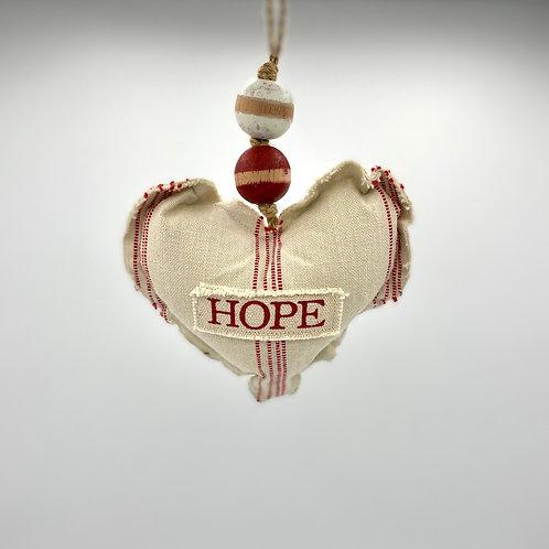 Tartan Ornament - Hope