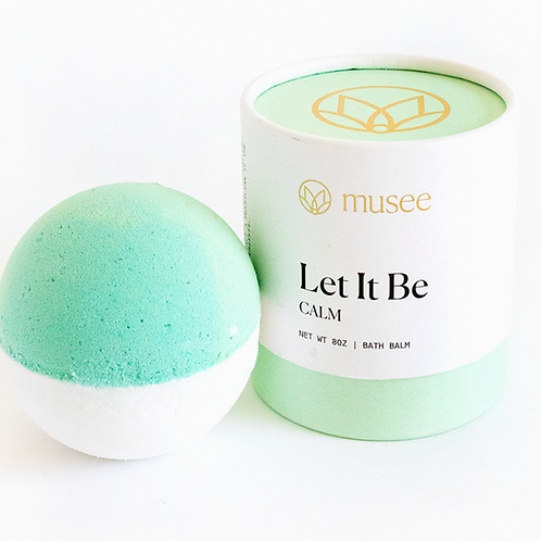 Musee Bath Balm Let It Be