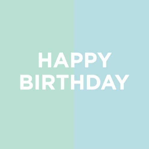 Happy Birthday Theme