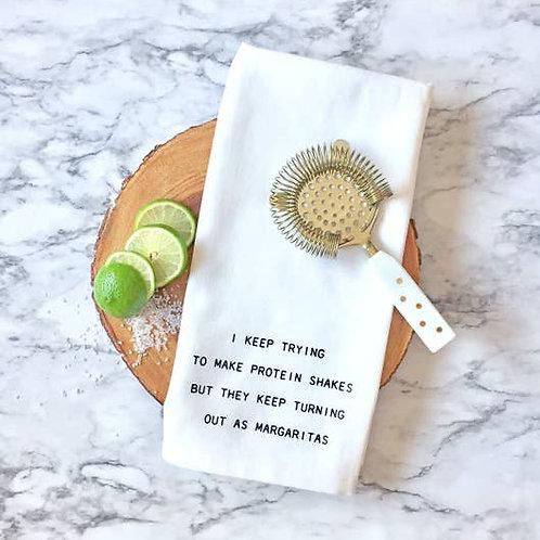 Tea Towel Margaritas