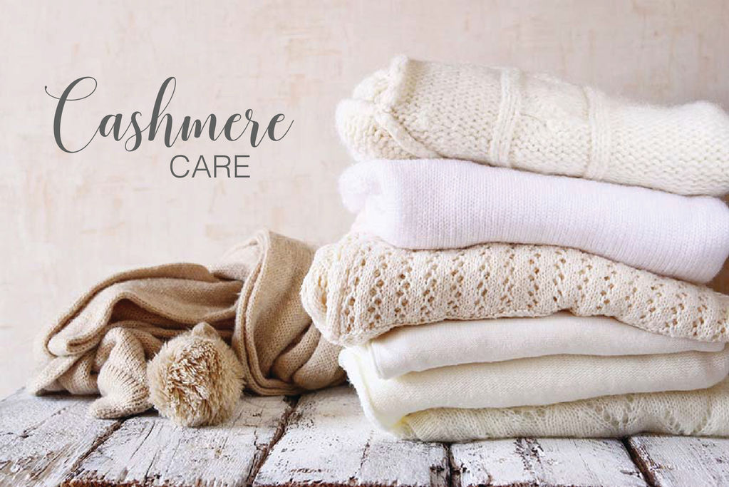 Caring for your Cashmere | Sweet Potato's Boutique