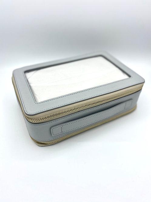 Clarity Jumbo Jetset Case Grey