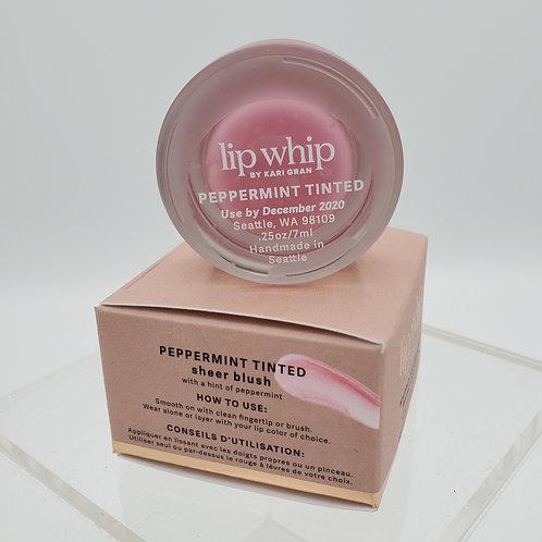Peppermint Tinted Lip Whip by Kari Gran