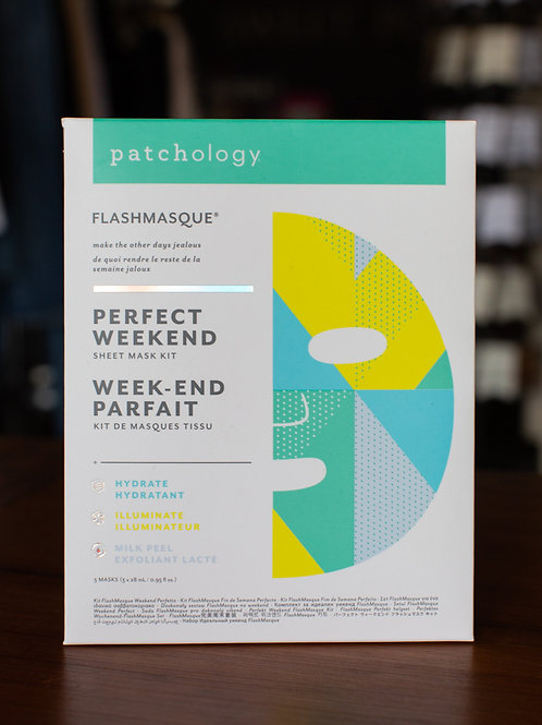 Patchology Perfect Weekend