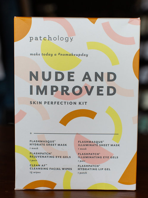 Patchology Nude and Improved