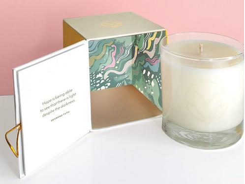 White Tea + Aloe Soy Candle