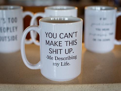 Describing Life Mug