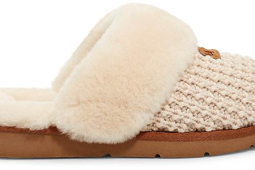 Cozy Slipper - Cream