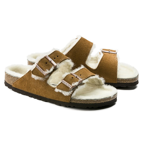 Birkenstock Arizona Sherling