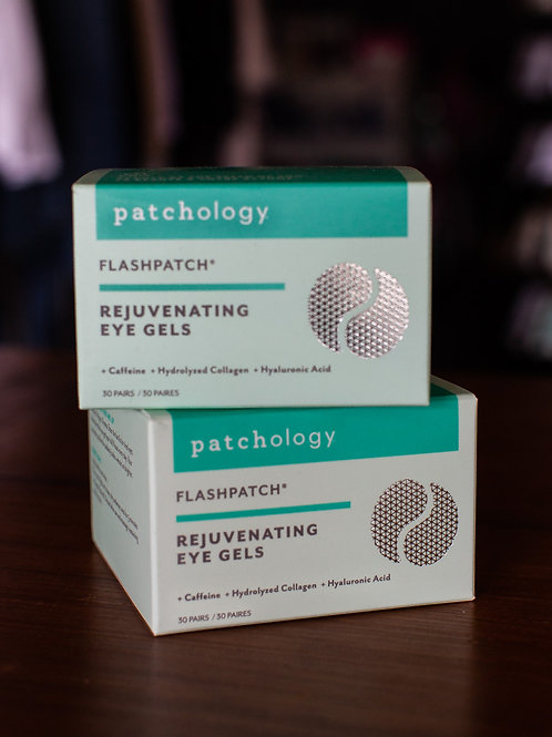 Patchology Rejuvenating Eye Gels Jar