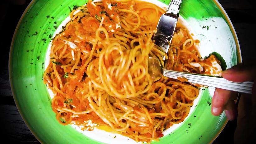 Moda 1 - Spaghetti with Crab.mp4