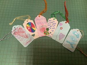 Hand Made Bag Tags...the best!