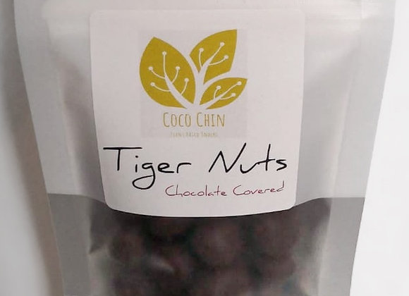 Chocolate Covered Tiger nuts