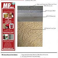 MP Direct Wall Coat Masonry EIFS Stucco System